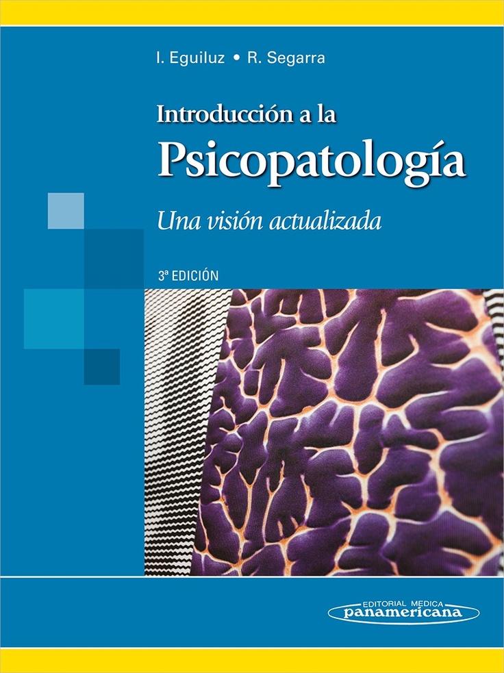 Introducción a la Psicopatología Una visión actualizada