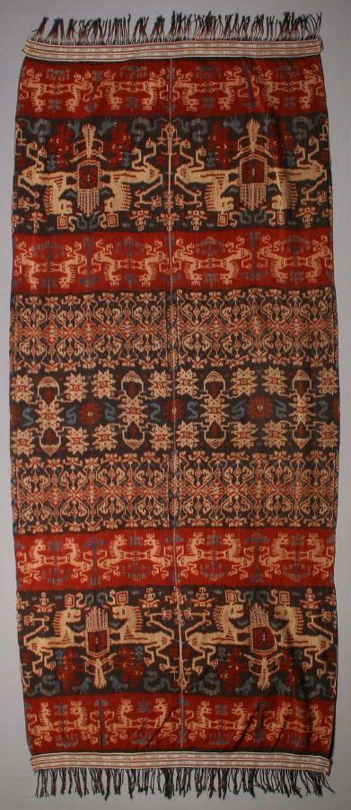 Man's shoulder cloth (hinggi)