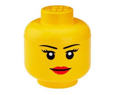 Oppbevaringsboks til Lego. (XL).