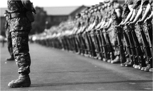 The Marines I have seen around the world have the cleanest bodies, the filthiest minds, the highest morale, and the lowest morals of any group of animals I have ever seen. Thank God for the United States Marine Corps!     Eleanor Roosevelt, First Lady of the United States, 1945