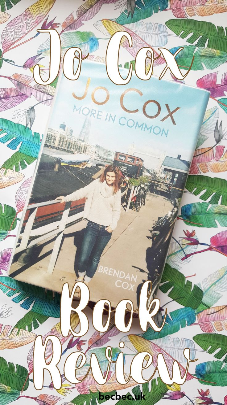 Jo Cox was the Batley and Spen MP who was murdered in 2016 by Thomas Muir who was a neo-nazi. He was famous for shouting Britain First, Britain will always be first after stabbing and shooting Jo. Brendan Cox her husband has written a biography of Jo's life from being a child to being a MP and where her principles and values originate. #books #bookstagram #booklover #politics #uk