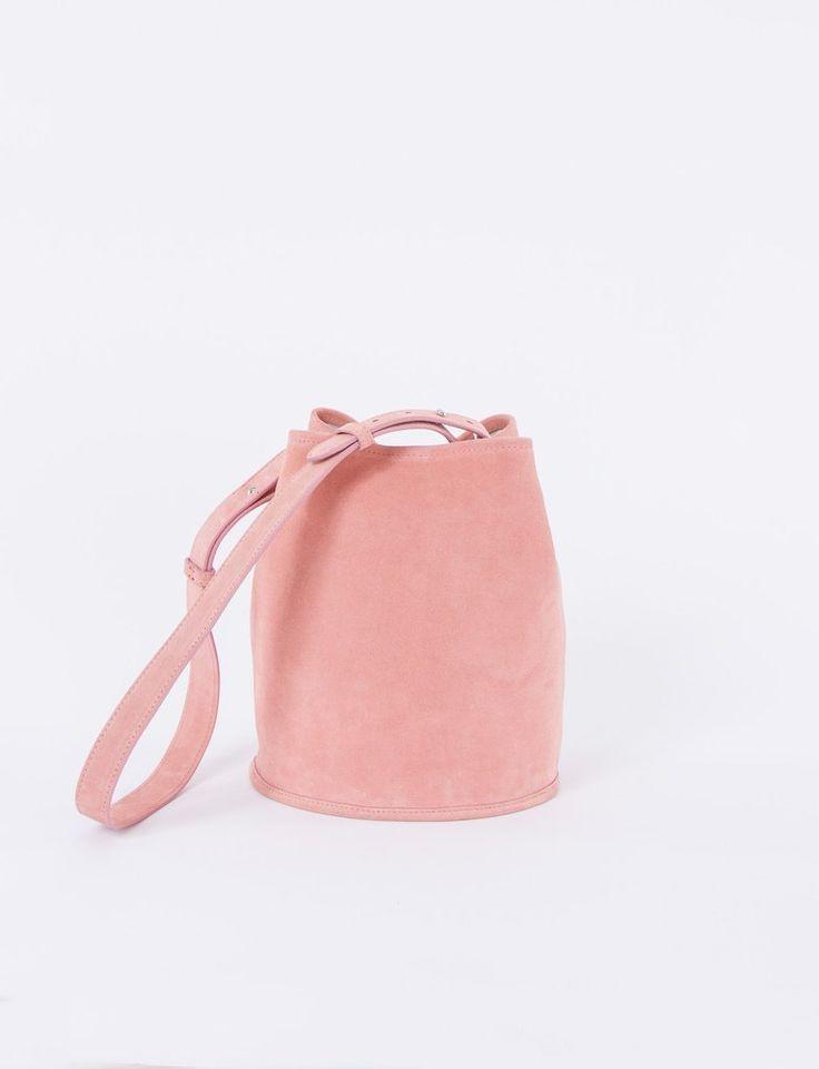 Creatures of Comfort Bucket Bag, Pink