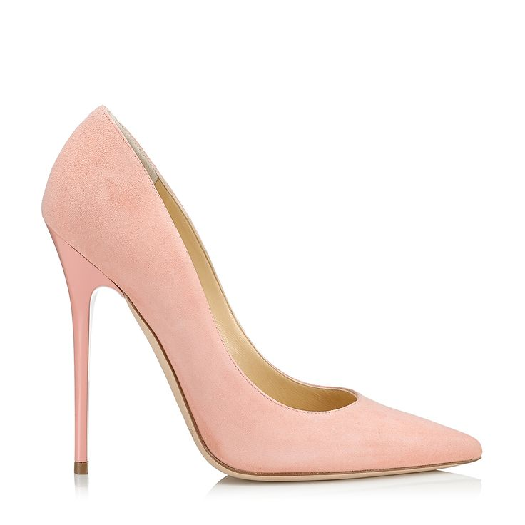 The perfect suede pointy toe pump from Jimmy Choo