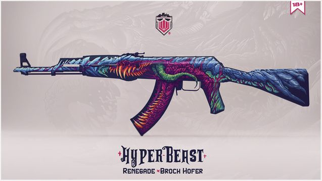 Steam Workshop :: Ak47 Hyper Beast by Brock Hofer
