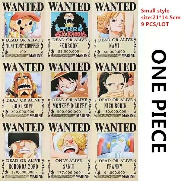 Pin Oleh Maryrose Helmosk Di One Piece