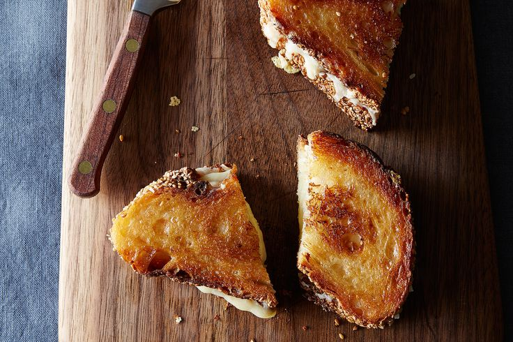 Grilled Cheese Sandwiches on Food52