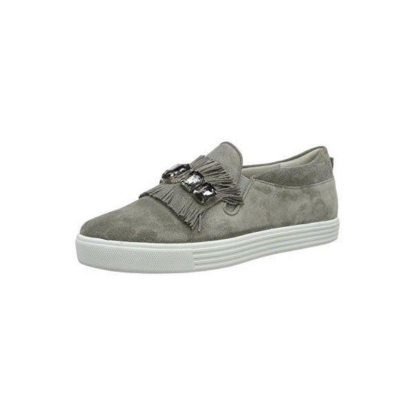 Kennel und Schmenger Schuhmanufaktur Town, Women's Low-Top Sneakers:... (530 PEN) ❤ liked on Polyvore featuring shoes, sneakers, low top, low profile shoes and low profile sneakers