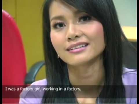 """Tai Orathai """" I was a factory girl, working in a factory."""""""