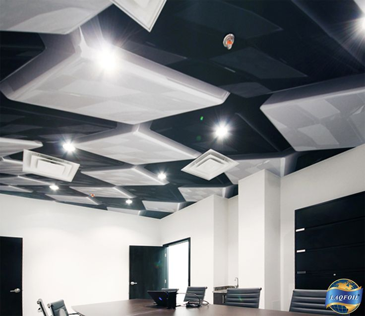 Bold Black And White Shapes Swirl In A Virtually Three Dimensional Space,  In An Image