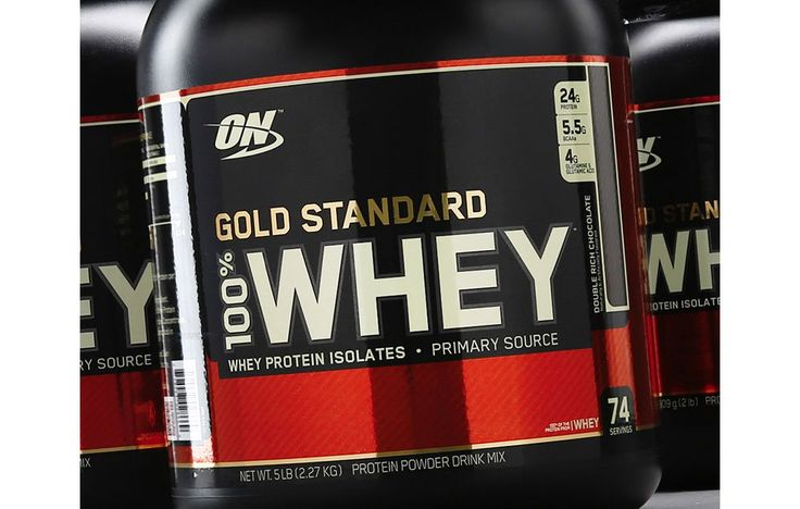 Optimum Nutrition Gold Standard 100% Whey https://www.prevention.com/weight-loss/weight-loss-protein-powders/slide/2