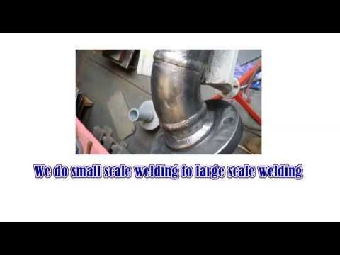 Welding Services Cape Town