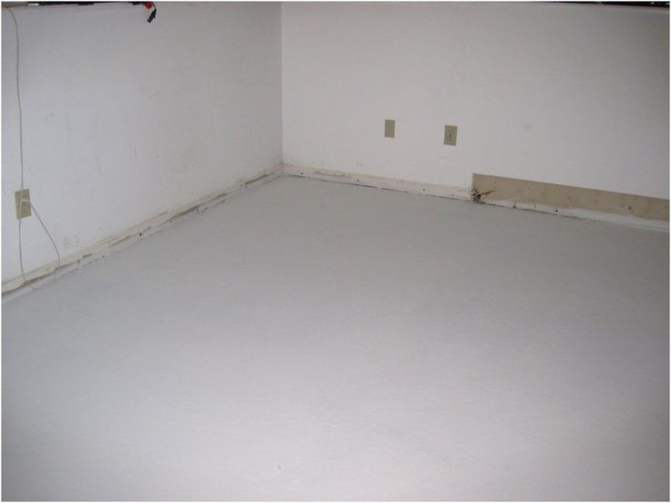 Awesome Drylok On Basement Floor