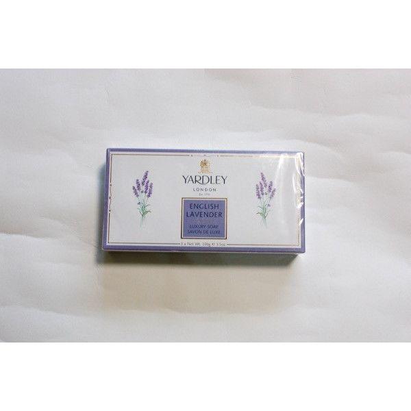 ヤードレー社(英国)は創業1770年の香水と石けんの老舗です。イギリスの美しい花々にインスパイアされた香りが製品に込められています。その優雅な香りと品質の良さから英国王室御用達に選ばれています。ヤードレー イングリッシュラベンダー ラグジュアリー石鹸は、純粋な天然ラベンダーの油と200年以上の専門知識で作られ、クリーミーで泡立ちがよくラベンダーの香りに癒されます。石けんは玄関やクローゼットに置いておくだけでも、空間の香りを楽しむことができ癒されます。一つ一つパッケージされた100gの石けんが3つ入っています。