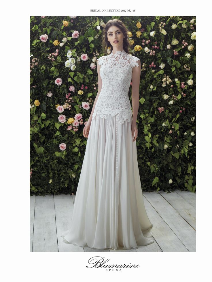 Blumarine - 6714S - Abiti da sposa