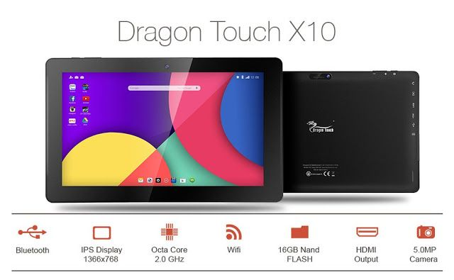 Impressive tablet with great specifications.