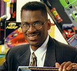 black history inventors and inventions | Inventor of the famous watergun, the Supersoaker, Johnson is an ...