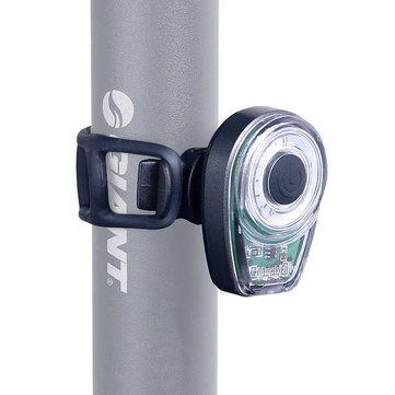 Smart Bicycle Tail Light USB Charging Warning Light LED MTB Round Rear Back Safety Lantern Sale - Banggood.com