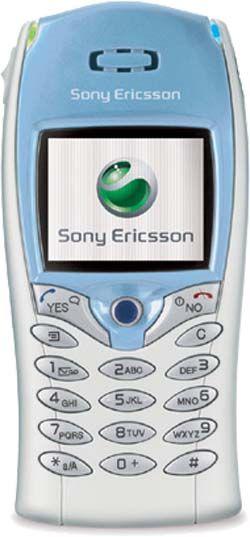 Sony Ericsson T68i.
