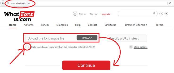 Best Font Identifier Site for Silhouette Studio Projects