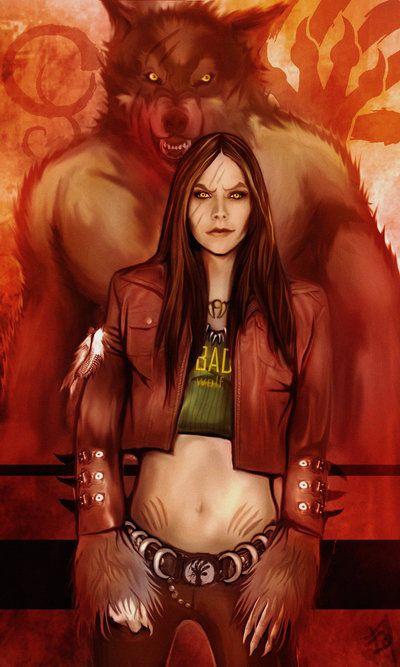 Zanna of the Blood Talons by Volkniv.deviantart.com on @DeviantArt