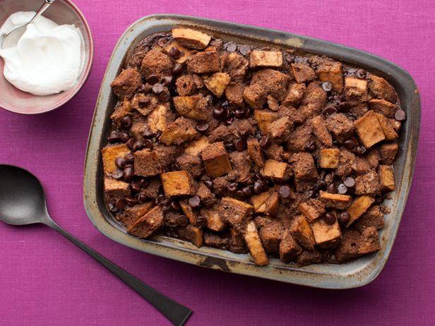 Chocolate Bread Pudding Recipe : Paula Deen : Food Network - FoodNetwork.com