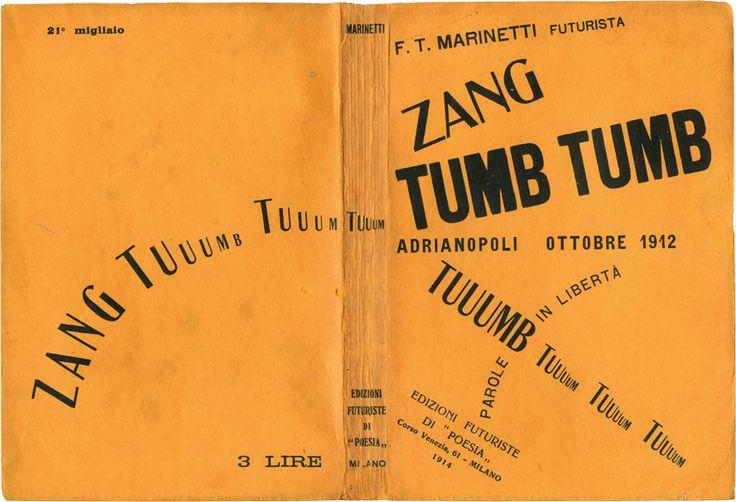 Conjunto documental Futurismo Italiano   Archivo Lafuente