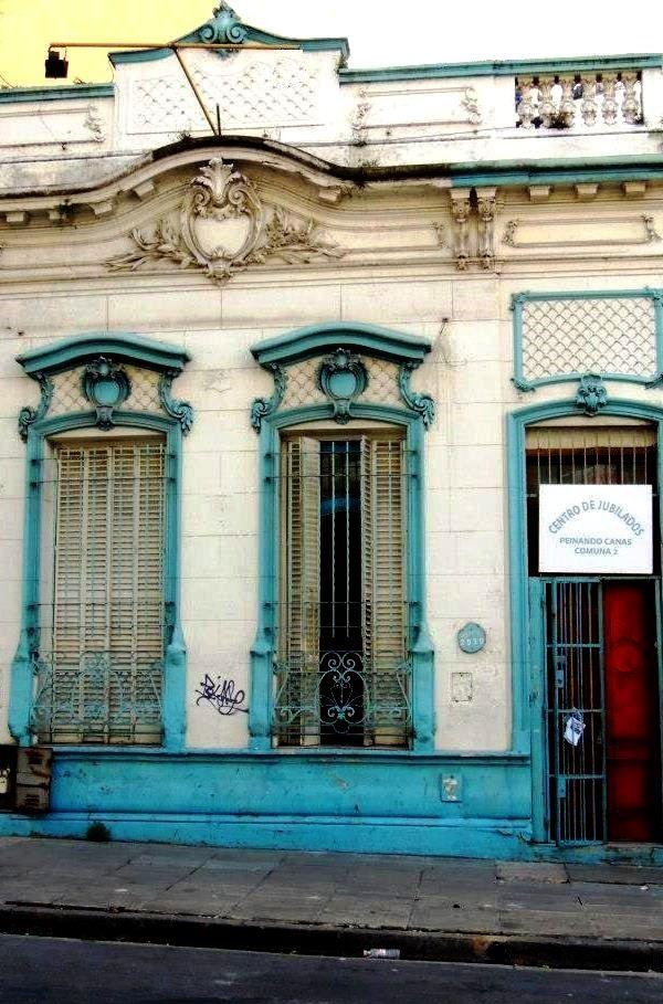 Casas antiguas de Buenos Aires