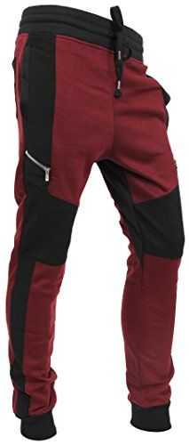 Casual Fleece Jogger Pants Active Elastic Urban Biker Sli... https://www.amazon.com/dp/B01MRAMQQ3/ref=cm_sw_r_pi_dp_x_zM62zb7MNQ6CZ