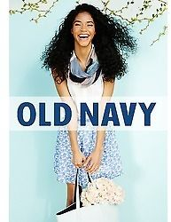 Free Shipping $25+* w/ Additional 40% Off Old Navy Purchase (Online & Today Only)