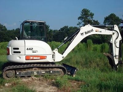 Click On The Above Picture To Download Bobcat Workshop Service Repair Manual: Bobcat 442 Mini Excavator Service Repair Workshop ...