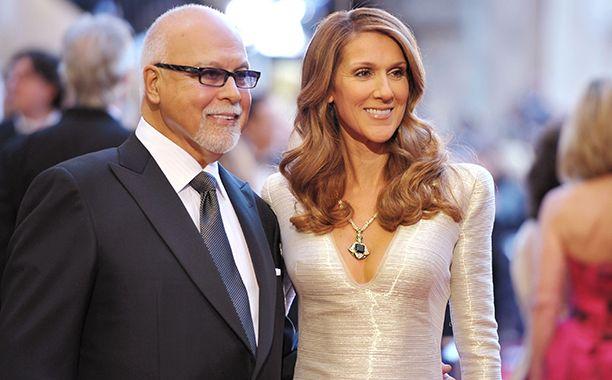 René Angélil dead: Céline Dion's husband dies at 73 | EW.com