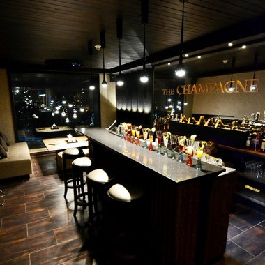 Sankara Nairobi's new champagne bar Just the place to toast a business deal or a holiday