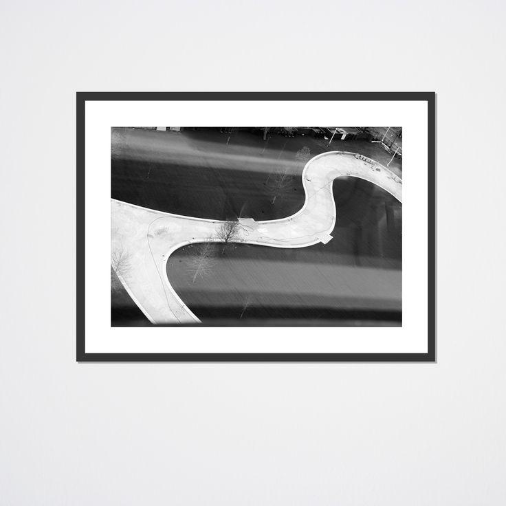 Abstracto I | Foto impresa en papel fotográfico + marco. Desde $590