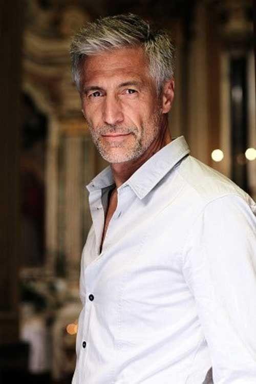 Best Older Men Haircuts