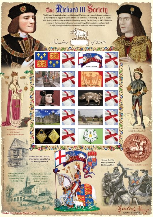 The Richard III Society                                                                                                                                                     More