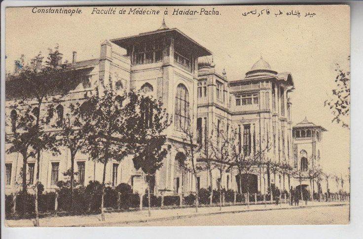 MARMARA ÜNİVERSİTESİ TIP FAKÜLTESİOsmanlı'da ilk modern okul Tıphane ve Cerrahane-i Amire'dir. 14 Mart 1827 tarihinde kurulmuştur. Bu yüzden 14 Mart ülkemizde tıp bayramı olarak kutlanmaktadır. Daha sonra bu okul Mekteb-i Tıbbiye-i Adliye-i Şahane olarak İstanbul'un çeşitli yerlerinde eğitim vermiştir. Daha sonra Mekteb-i Tıbbiye-i Şahane olarak 1903'te eğitime başlayan ve bugüne kadar Marmara Üniversitesi Tıp Fakültesi olarak eğitime devam eden görkemli binaya taşınmıştır.
