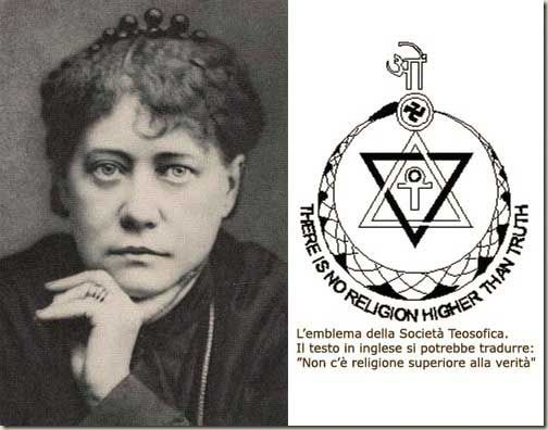 Image result for Madame Blavatsky