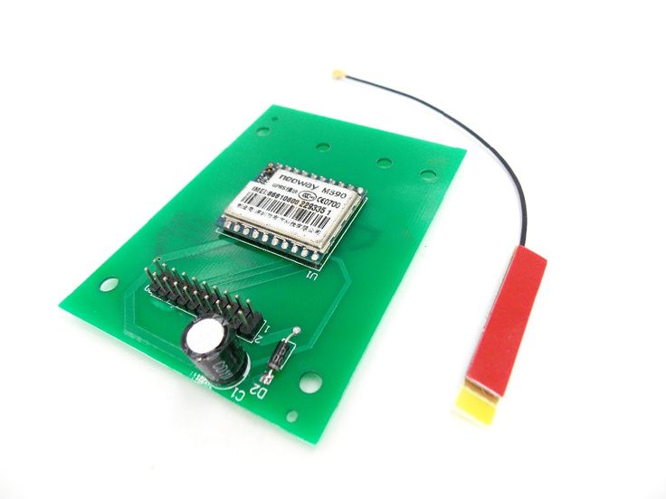 GSM GPRS 900 1800 MHz Short Message Service SMS module for project for  remote sensing alarm