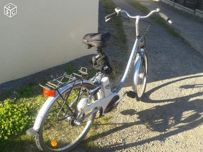 Vélo électrique GITANE - ECHANGE POSSIBLE