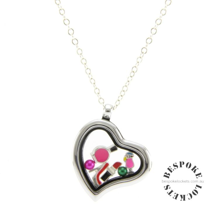 Girls Night Out - Story Locket