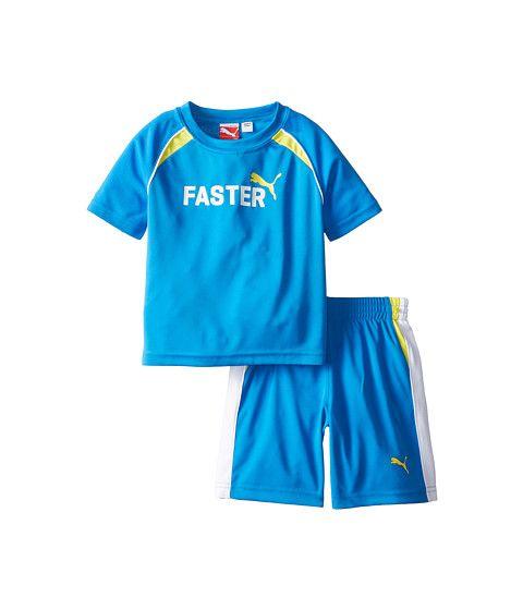 Puma Kids Shorts Set (Infant)