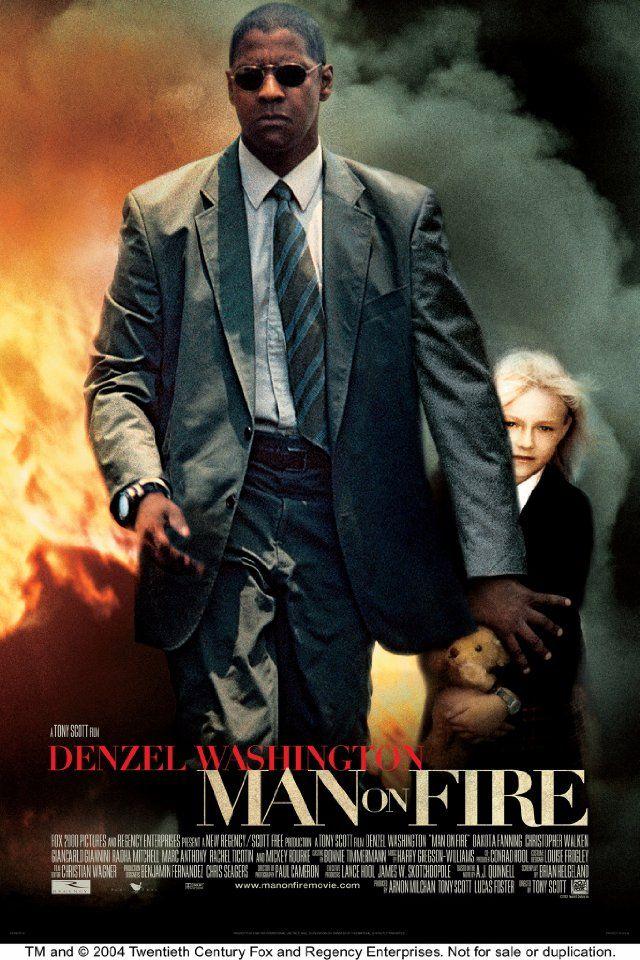 Man on Fire (2004) - Denzel is a bad man
