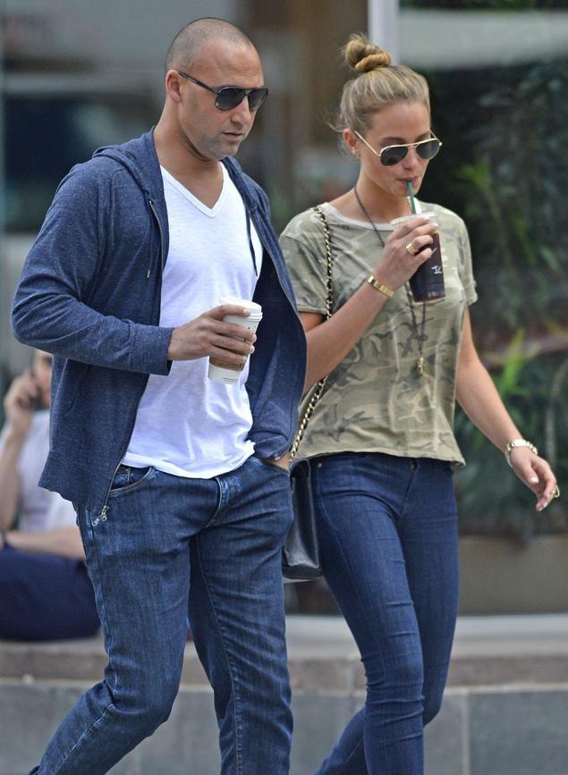 news about derek jeter girlfriend   Derek Jeter Girlfriend Hannah Davis