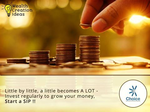 A Systematic Investement planning (SIP) allows a user to build an investment portfolio