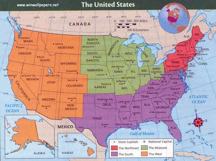 Map Of Usa States Only United States Map See Map Details From Go - Us map states only