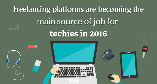#Freelancing platforms are becoming the main source of job for #techies in 2016  check out: https://blogs.agriya.com/2016/01/21/freelancing-platforms-becoming-main-source-of-job-for-techies-in-2016/