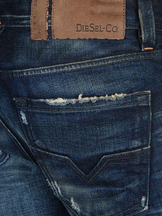 Diesel LARKEE 0074Y Straight - Diesel Official Online Store