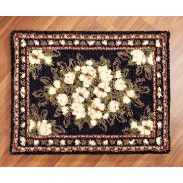 Magnolia Latch Hook Rug Kit