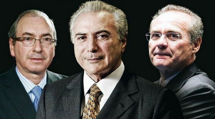 BOMBA Renan e Jucá trocam ameaças no Senado e Renan diz Temer governa o país com presidiário CUNHA(VEJA O VÍDEO) – News Atual