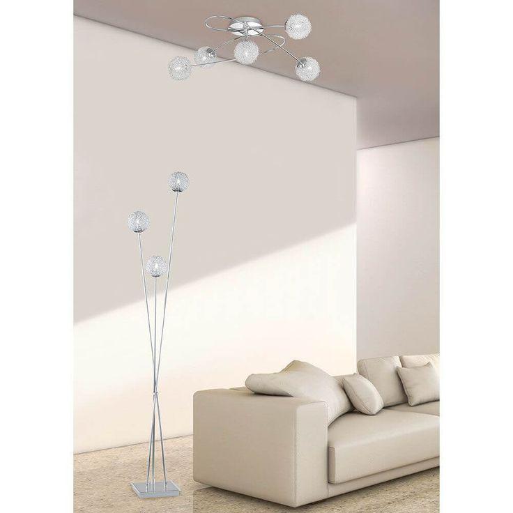 Moderne Deckenlampe Facelle kaufen   Lampenshop Lumizil